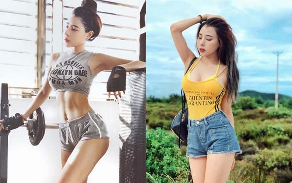 Cùng xem bí quyết giữ dáng vẫn chuẩn đẹp của hot girl phòng gym dù 7 tháng không tới phòng tập