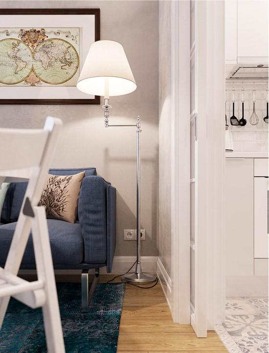 Nhà bếp không có cửa sổ, thực trạng chung của nhiều nhà chung cư và những giải pháp thiết kế khắc phục siêu hay - Ảnh 10.