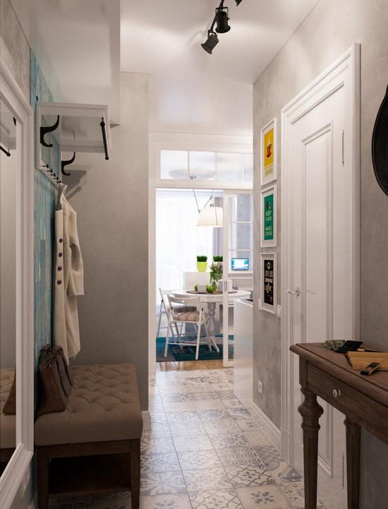 Nhà bếp không có cửa sổ, thực trạng chung của nhiều nhà chung cư và những giải pháp thiết kế khắc phục siêu hay - Ảnh 11.