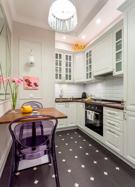 Nhà bếp không có cửa sổ, thực trạng chung của nhiều nhà chung cư và những giải pháp thiết kế khắc phục siêu hay - Ảnh 23.