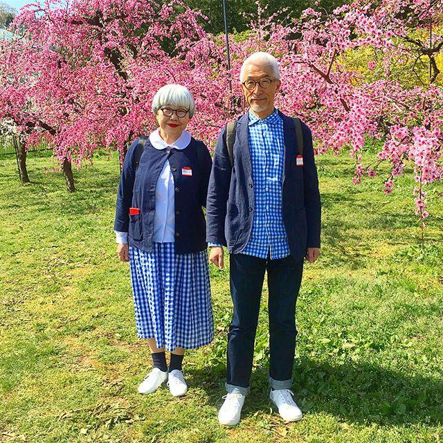 Hạnh phúc chỉ đơn giản vậy thôi: Cặp vợ chồng U70 người Nhật mặc đồ đôi suốt 38 năm khiến dân mạng phát cuồng - Ảnh 9.