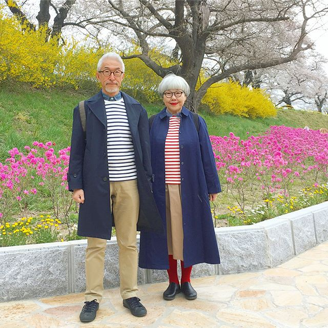 Hạnh phúc chỉ đơn giản vậy thôi: Cặp vợ chồng U70 người Nhật mặc đồ đôi suốt 38 năm khiến dân mạng phát cuồng - Ảnh 8.