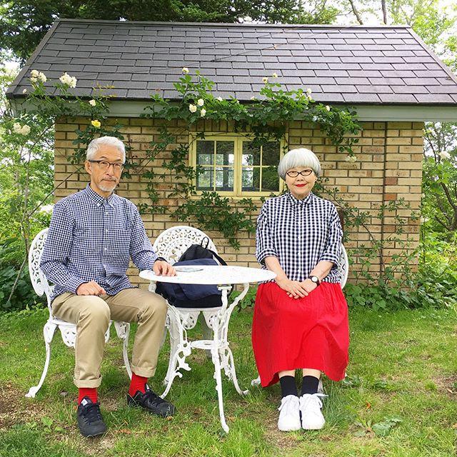 Hạnh phúc chỉ đơn giản vậy thôi: Cặp vợ chồng U70 người Nhật mặc đồ đôi suốt 38 năm khiến dân mạng phát cuồng - Ảnh 7.