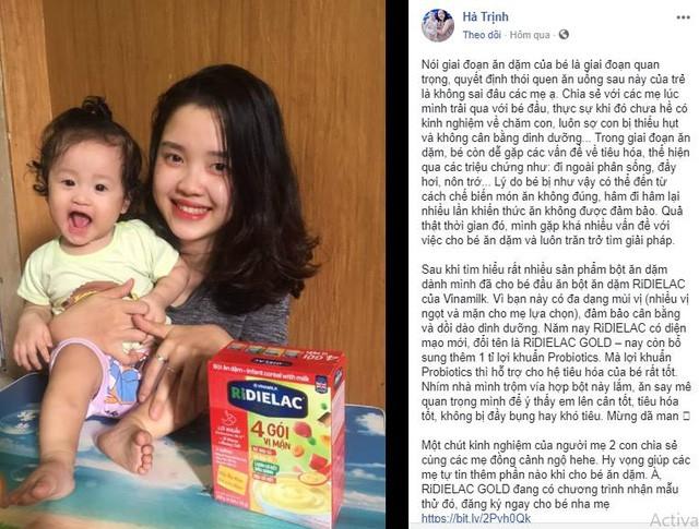 """Mẹ Việt chia sẻ về """"công cuộc"""" cho con ăn dặm - Ảnh 2."""