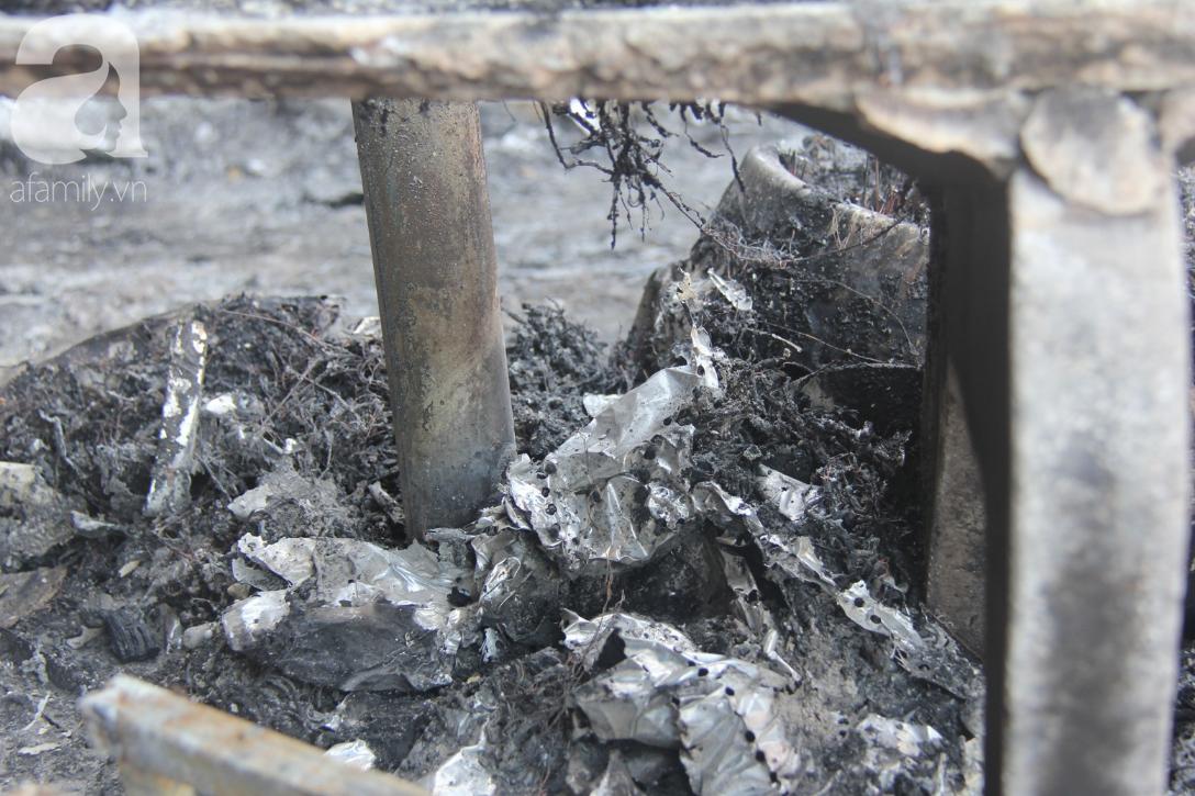 Vụ hỏa hoạn làm 6 người chết: Người lái xe ba gác bị xe bồn tông rồi phát cháy nói gì? - Ảnh 4.