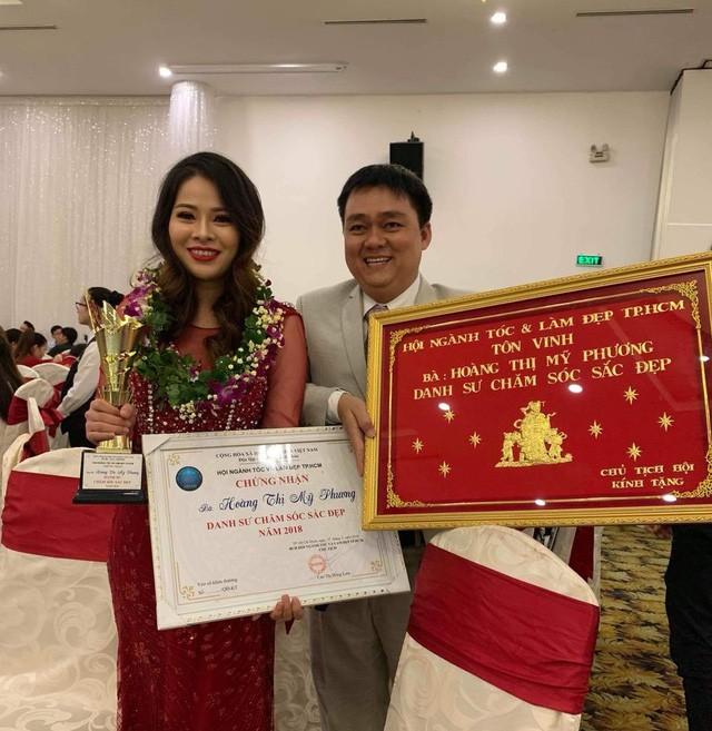 """Doanh nhân Rita Phương vinh dự đón nhận """"Danh sư chăm sóc sắc đẹp 2018"""" - Ảnh 7."""