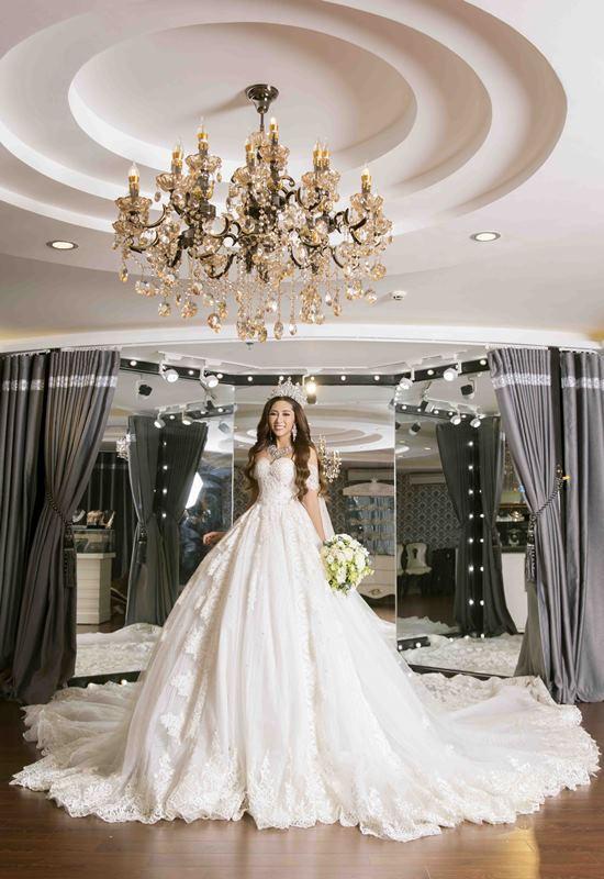 Cận cảnh không gian lễ vu quy xa hoa của Hoa hậu Đại dương Đặng Thu Thảo với chồng đại gia - Ảnh 8.