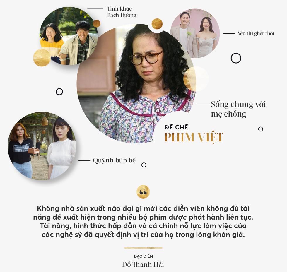 Thế hệ diễn viên mới của phim truyền hình Việt giờ Vàng: Không đụng hàng, không mờ nhạt, không trộn lẫn!  - Ảnh 9.