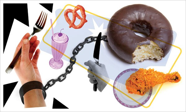 Nếu không muốn bị tăng cân, rối loạn tiêu hóa thì hãy làm ngay 5 điều này - Ảnh 2.