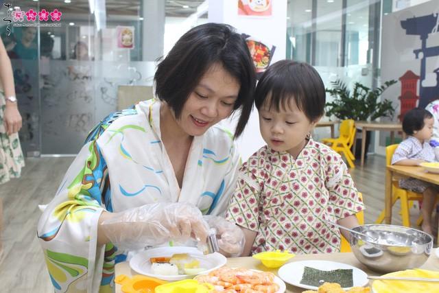"""Sakura Montessori cùng ba mẹ và bé khám phá """"Ngày hội Obento"""" đầy mới lạ - Ảnh 3."""
