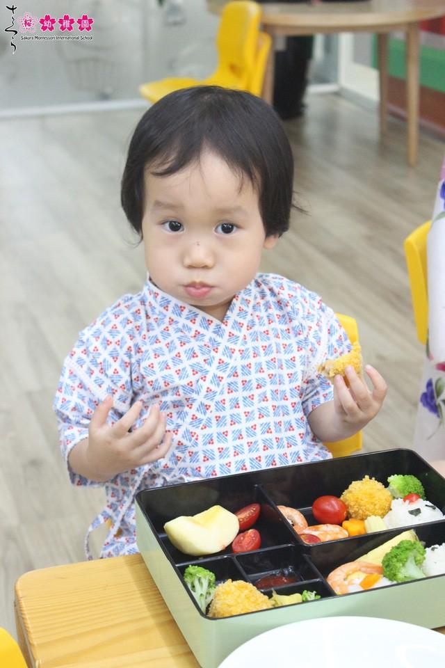 """Sakura Montessori cùng ba mẹ và bé khám phá """"Ngày hội Obento"""" đầy mới lạ - Ảnh 9."""