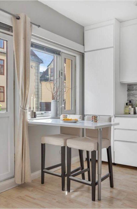 Cách chọn rèm cửa cho nhà bếp kết nối với ban công vừa đẹp vừa thuận tiện đi lại - Ảnh 21.