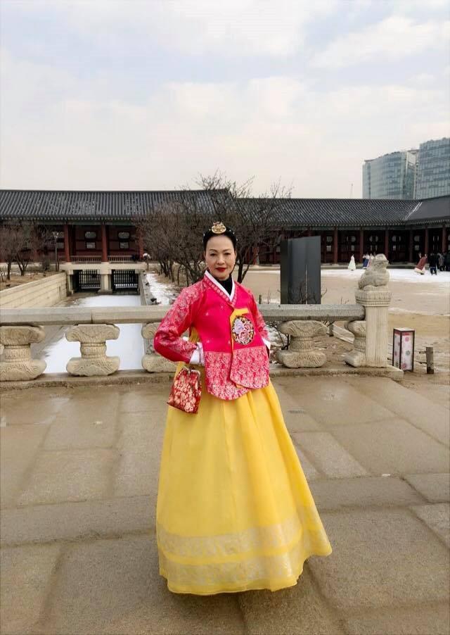 Nhà Huyền Baby khoe ảnh du lịch Hàn Quốc mà cứ tưởng dàn mẫu dự Fashion Week - Ảnh 6.