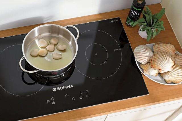 Đốn tim vợ với bộ thiết bị nhà bếp chỉ 15 triệu đồng - Ảnh 2.