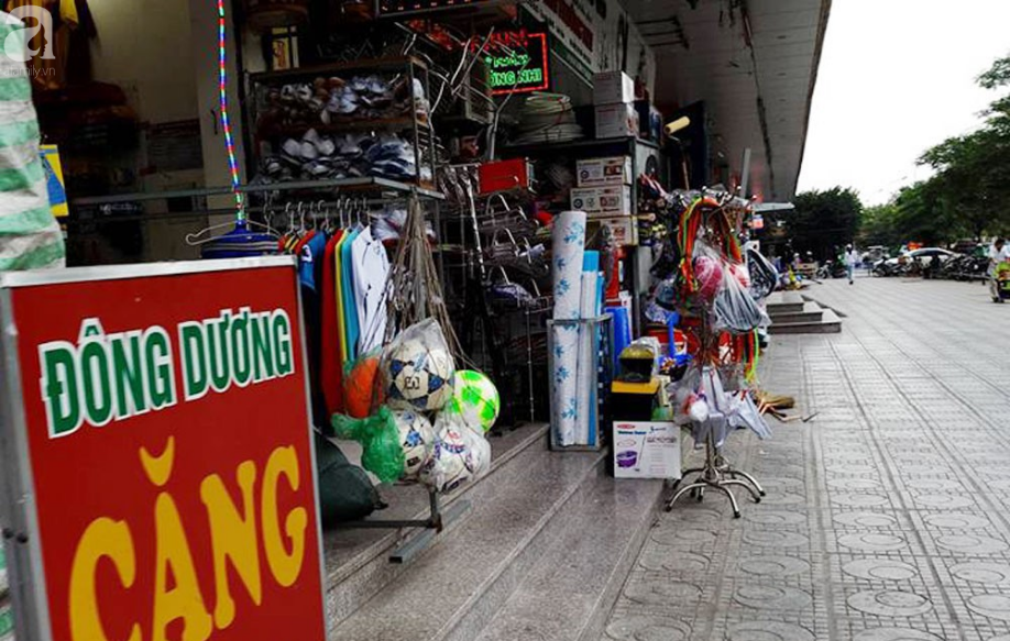 Tranh cãi gay gắt giữa cư dân và nhóm ki-ốt kinh doanh tại chung cư HH Linh Đàm - Ảnh 6.