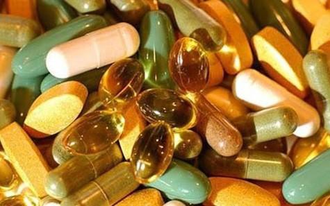 Thông tin hàng ngàn viên thuốc làm từ