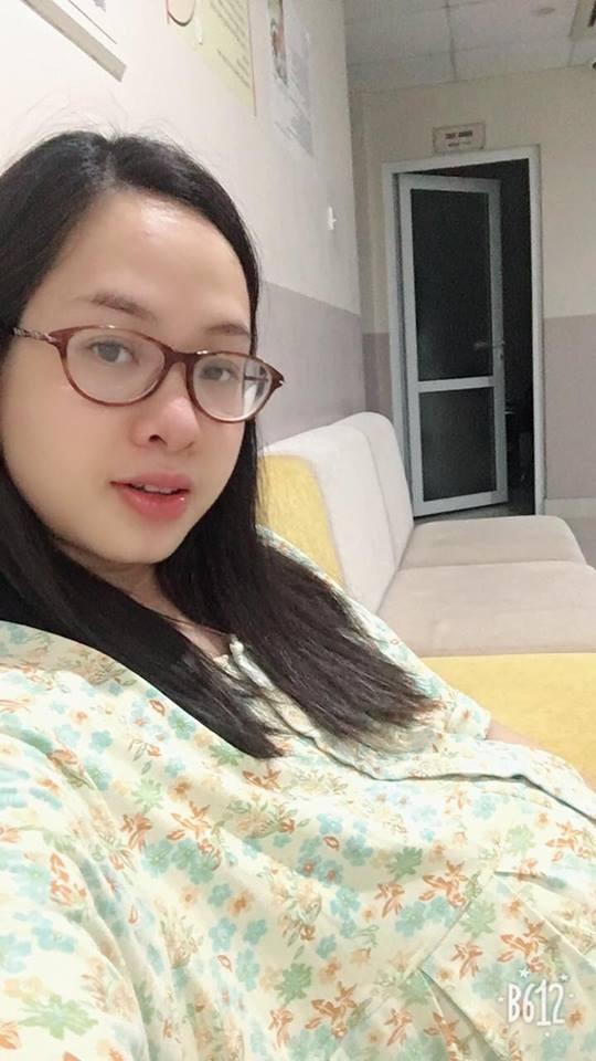 Mẹ Hà Nội kể lại giây phút thót tim khi vừa bước lên bàn đẻ thì tim thai sụt liên tục từ 140 về 0 - Ảnh 3.