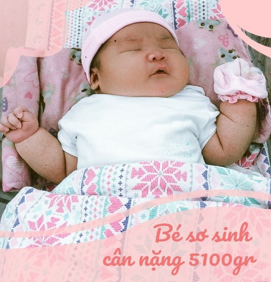 Bác sĩ sản khoa khuyến cáo: Thai nhi quá nặng cân - mối lo cho cả mẹ và bé - Ảnh 1.
