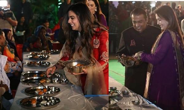 Choáng với độ xa hoa của đám cưới tiểu thư ngậm thìa vàng Ấn Độ chi đến 2000 tỷ - Ảnh 4.
