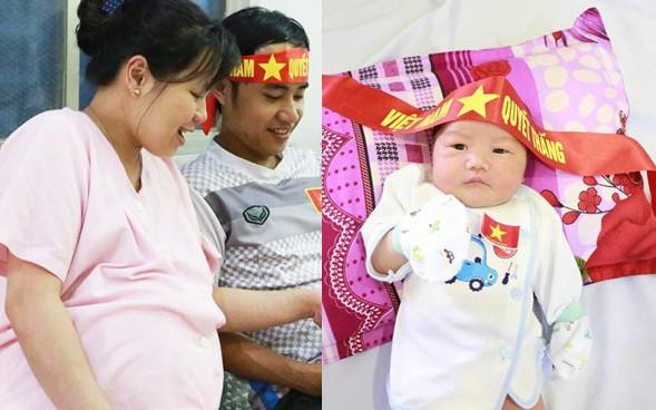 """Hàng loạt bệnh viện ở Sài Gòn tổ chức xem chung kết AFF, bà bầu sắp đẻ cũng háo hức chờ """"quẩy"""" cùng tuyển Việt Nam"""