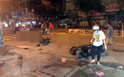 Đêm Việt Nam vô địch AFF Cup: Bệnh nhân chấn thương sọ não vì không đội mũ bảo hiểm tăng đột biến
