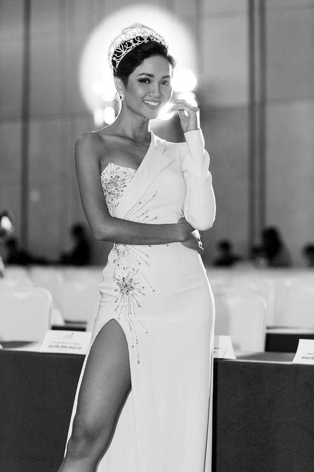 Cô gái Ê Đê nghèo từng lên thành phố làm osin đã ngoạn mục lọt Top 5 Miss Universe 2018 như thế nào? - Ảnh 6.
