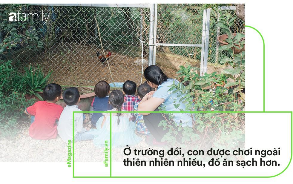 Ngôi trường đồi cách Hà Nội 40km, nơi con trẻ được thoải mái vẫy vùng và bỏ xuống gánh nặng điểm số - Ảnh 13.