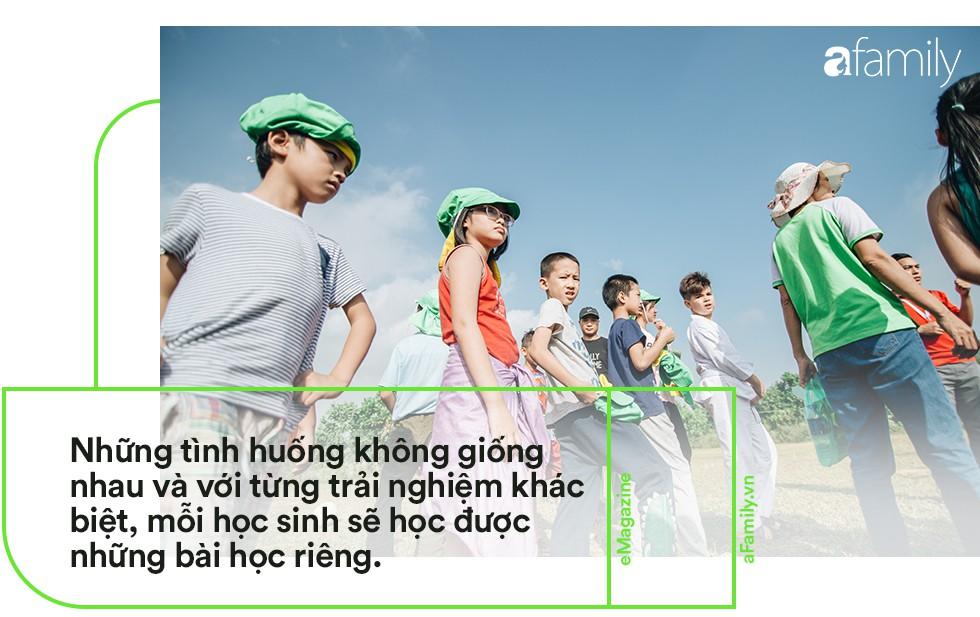 Ngôi trường đồi cách Hà Nội 40km, nơi con trẻ được thoải mái vẫy vùng và bỏ xuống gánh nặng điểm số - Ảnh 10.