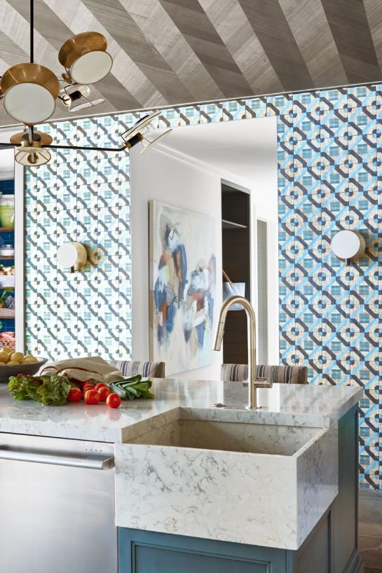 Nhà bếp trong mơ của bạn là đây: Mọi tính năng, cách sắp xếp đều hoàn hảo - Ảnh 4.