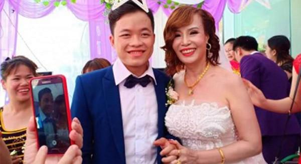 3 đám cưới của cặp đôi đũa lệch dậy sóng cộng đồng mạng năm 2018, sốc nhất là cặp thứ 3 - Ảnh 6.