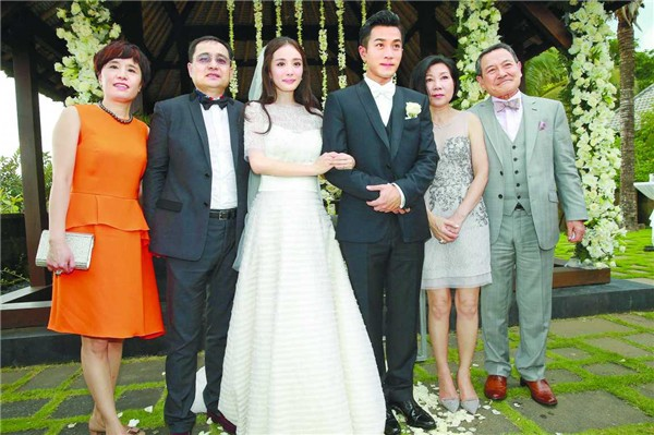 Dương Mịch - Khải Uy ly hôn: Cái kết được đoán trước sau ồn ào chồng ngoại tình, vợ cả năm không gặp con gái - Ảnh 4.