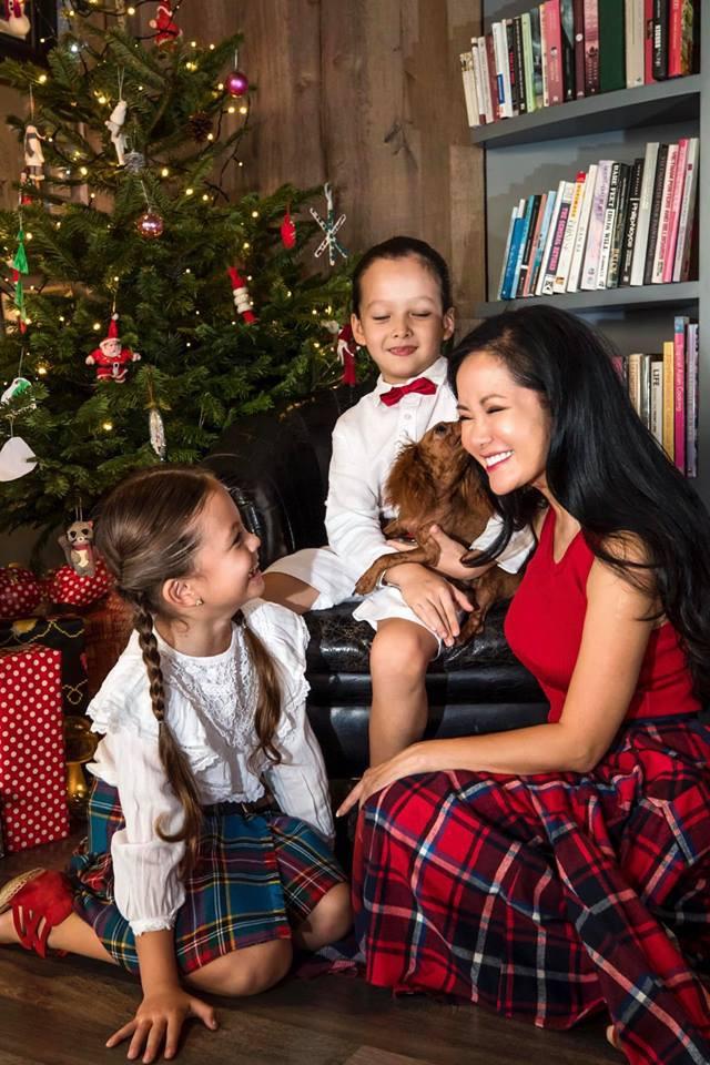 Hồng Nhung không ngại nhắc về chồng cũ sau những sóng gió hôn nhân trong ngày lễ Giáng sinh  - Ảnh 3.