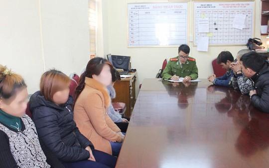 Công an chỉ đạo khẩn trương xử lý nghiêm việc mua bán bào thai sang Trung Quốc