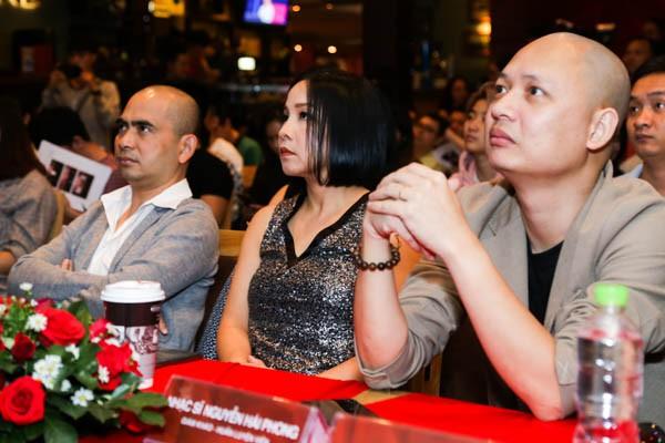 Mỹ Linh giữ vững phong độ, Nguyễn Hải Phong không ngại đóng vai ác trên ghế nóng Ban nhạc Việt mùa 2 - Ảnh 5.