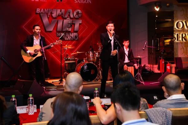 Mỹ Linh giữ vững phong độ, Nguyễn Hải Phong không ngại đóng vai ác trên ghế nóng Ban nhạc Việt mùa 2 - Ảnh 3.