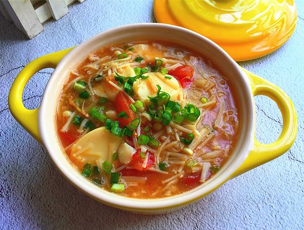 Muốn có eo thon đón Tết, bữa tối các mẹ chỉ nên ăn 1 tô súp này thôi! - Ảnh 5.