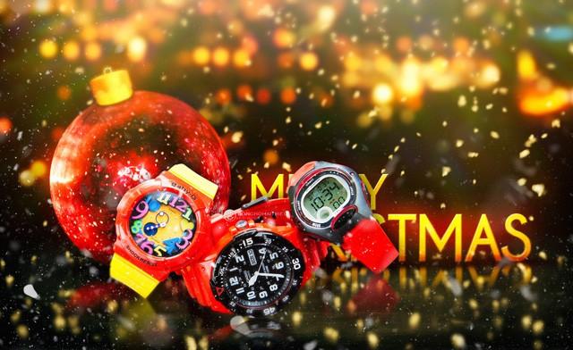 Top 5 mẫu đồng hồ Casio trẻ em chính hãng mùa Noel - Ảnh 3.