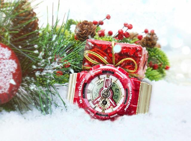 Top 5 mẫu đồng hồ Casio trẻ em chính hãng mùa Noel - Ảnh 5.