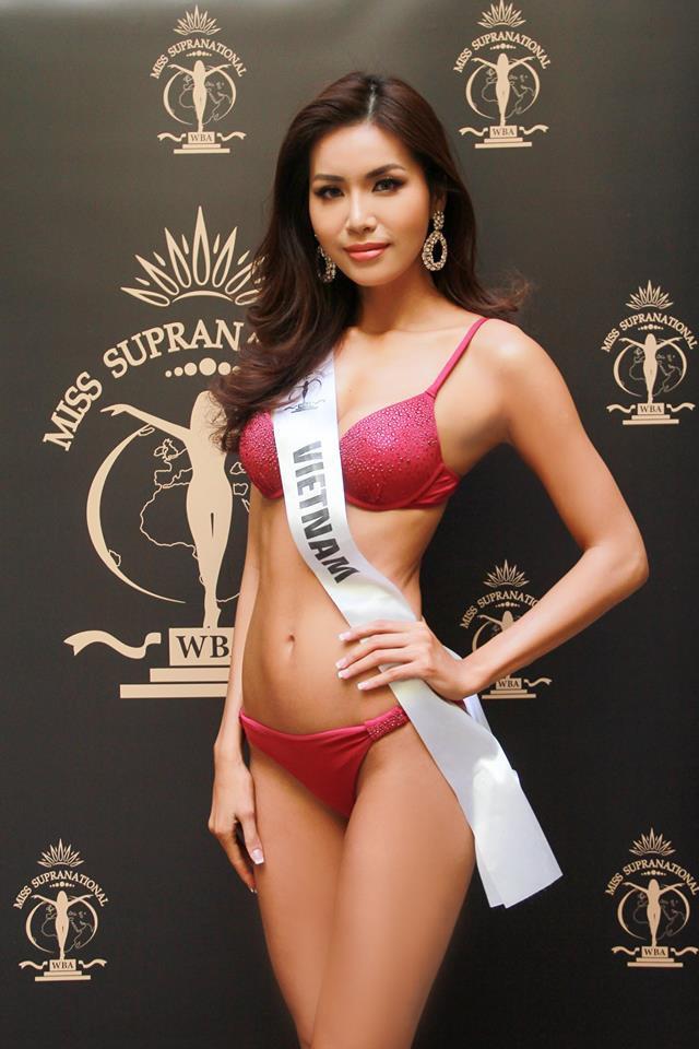 Nhìn lại hành trình của Minh Tú tại Miss Supranational 2018: Từ ồn ào mua giải, bị chơi xấu tới vị trí top 10 - Ảnh 6.