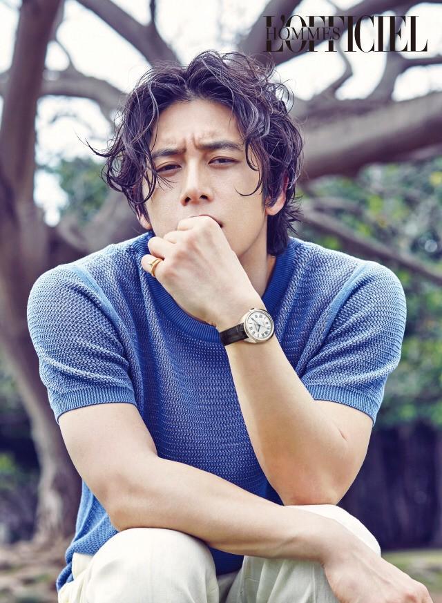 Go Soo: Nam thần ngày nào giờ đã là ông bố 3 con, yêu vợ chiều con nhất làng giải trí Hàn - Ảnh 11.