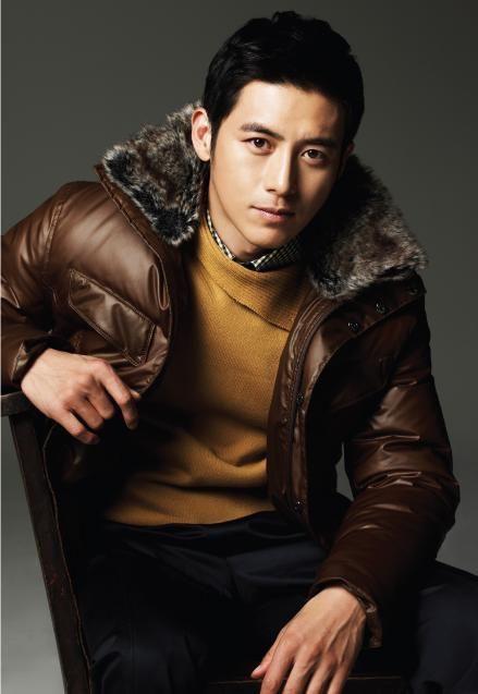 Go Soo: Nam thần ngày nào giờ đã là ông bố 3 con, yêu vợ chiều con nhất làng giải trí Hàn - Ảnh 3.
