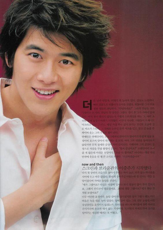 Go Soo: Nam thần ngày nào giờ đã là ông bố 3 con, yêu vợ chiều con nhất làng giải trí Hàn - Ảnh 1.