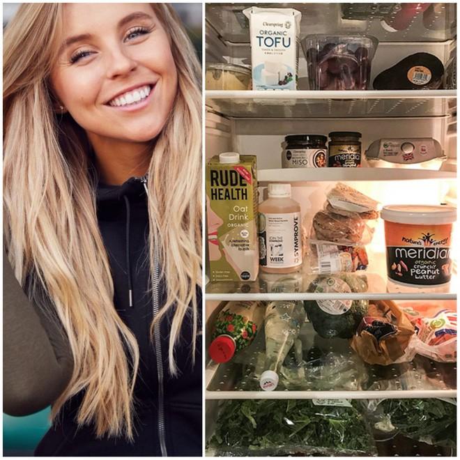 Bên trong tủ lạnh của 7 huấn luyện viên sức khỏe hàng đầu Instagram có gì? - Ảnh 1.