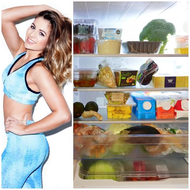 Bên trong tủ lạnh của 7 huấn luyện viên sức khỏe hàng đầu Instagram có gì? - Ảnh 2.