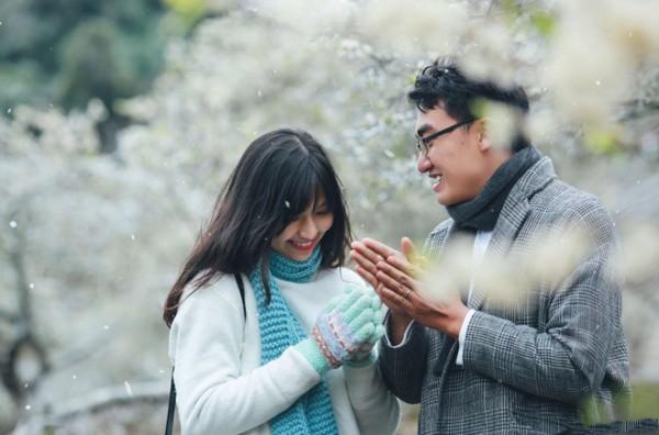 Để đẹp thì bất chấp: Cô dâu vai trần, chú rể gồng mình dưới trời băng tuyết để có bộ ảnh cưới nghìn like - Ảnh 13.