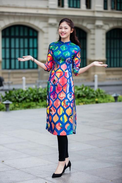 Bật mí cho 'nàng điệu' 5 kiểu áo dài 'thần thánh' vừa đẹp lại vừa thoải mái diện Tết - Ảnh 16.