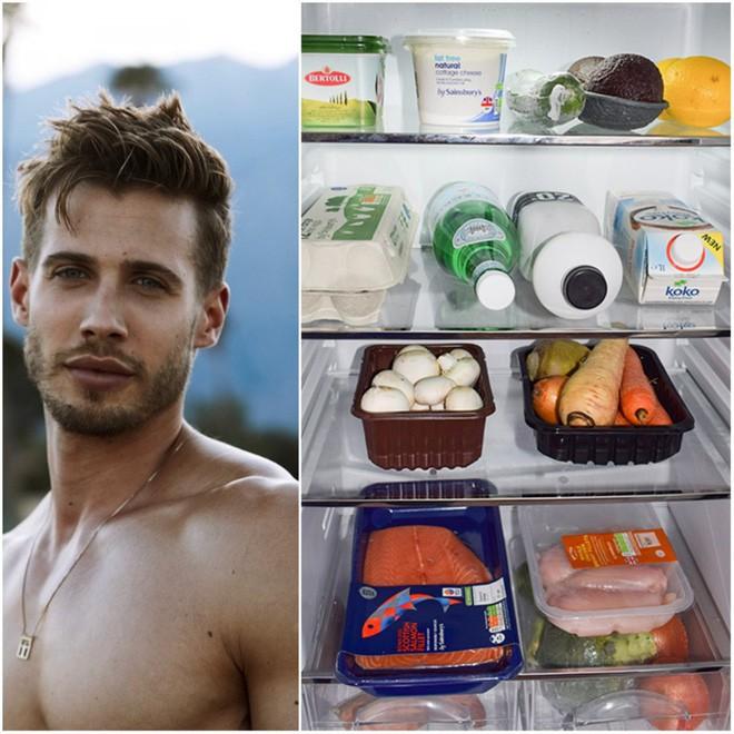 Bên trong tủ lạnh của 7 huấn luyện viên sức khỏe hàng đầu Instagram có gì? - Ảnh 3.
