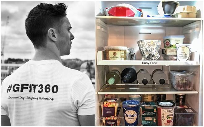 Bên trong tủ lạnh của 7 huấn luyện viên sức khỏe hàng đầu Instagram có gì? - Ảnh 7.