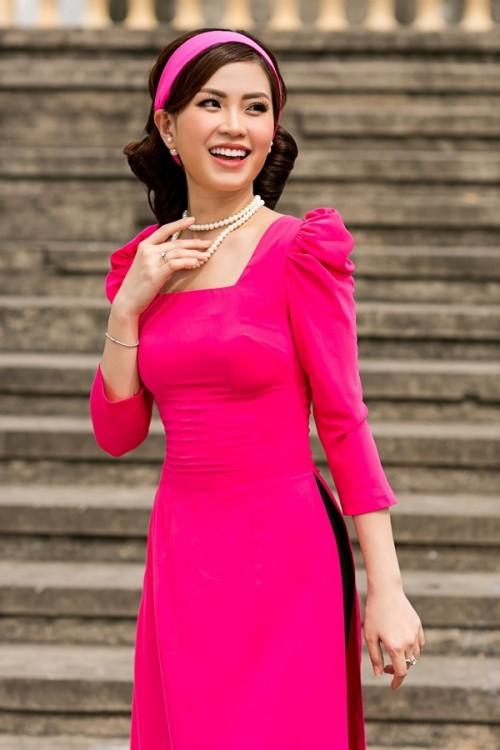 Bật mí cho 'nàng điệu' 5 kiểu áo dài 'thần thánh' vừa đẹp lại vừa thoải mái diện Tết - Ảnh 10.