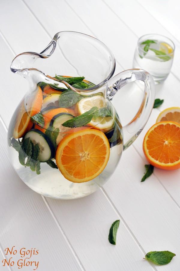 Cả Tết ăn chơi tẹt ga phải làm 8 công thức nước detox để thải độc cơ thể ngay thôi - Ảnh 7.